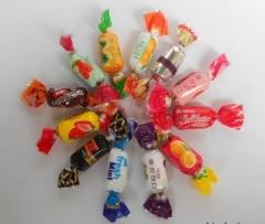 Candy sweetmeats