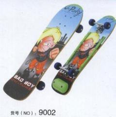 Rollers, boards, scateboards