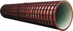 Cylindrical Column Formwork