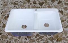 Z-D05铸铁搪瓷水槽
