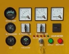 Control and protection board