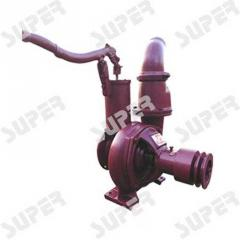 Water manual pumps