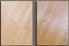 Wood floor coatings