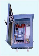 全自动IC卡电能计量保护开关箱