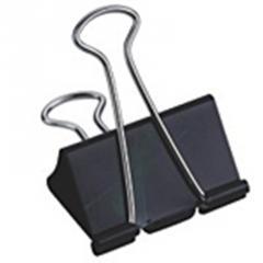 黑色长尾夹