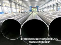 Pipes, seamless