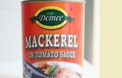 西红柿酱鱼罐头