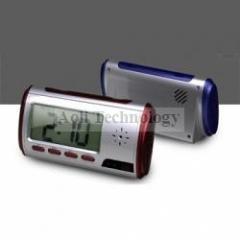 Detectors of concealed video cameras
