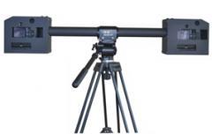 便携式立体测量与三维可视化