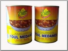 Canned beans