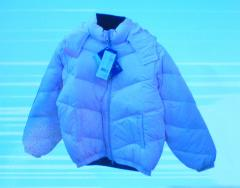 Jackets down-padded coats