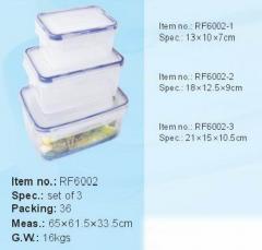 塑料保鲜盒