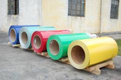 Aluminum coated coils