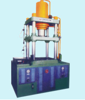Units oil-pressure for hydraulic turbines