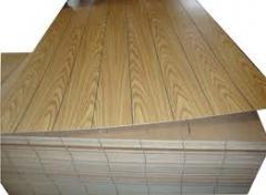 PU paper for board laminate