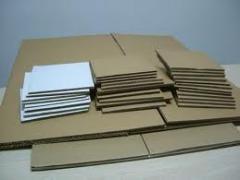 Сorrugated paperboard