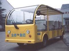 蓄电池观光游览车