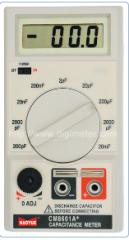 Capacitometer