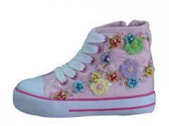 儿童平板鞋