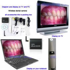 2.4G Wireless Intra Oral Dental Intraoral Camera