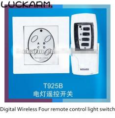 ON/OFF Digital Wireless Home Remote Power Switch