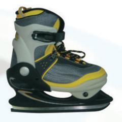 Sport skates curly