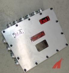 BHD-10/660矿用隔爆型接线盒