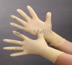 一次性无粉千级乳胶手套