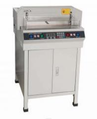 FN- 450VS+ 电动切纸机