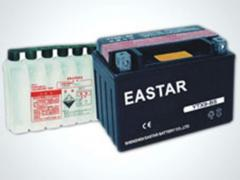 Storage batteries for automobiles and