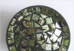 Mosaic glass