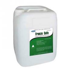 Antifreeze liquids for autonomous heating systems