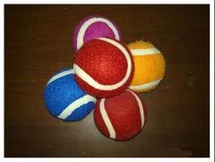 Balls for tennis
