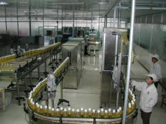 Water Filling Line