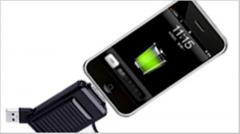 Charge devices for mobile phones