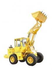 Front loaders and diggers
