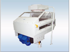 Machines for agricultural products processing