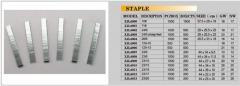 For staplers