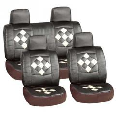 Seats, attachable belts for automobiles