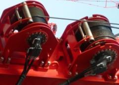 液压绞车(YFT110W3 YFT80W3 YFT60W3 YFT36W3)