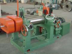 Rubber mixers