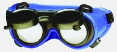 Protective spectacles, closed-type