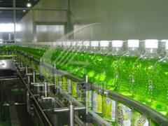 CSD PET Bottling Line