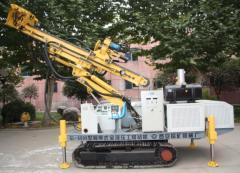 GL-6000S型履带式全液压多功能工程钻机