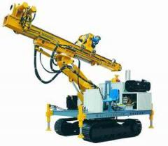 GL-6000履带式全液压工程钻机
