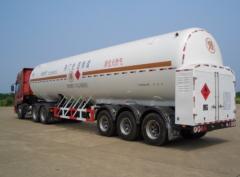 低温液体运输半挂车 HT9400GDY1
