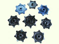收割机配件 各种机型的驱动轮
