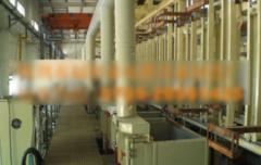 电镀设备 电镀生产线 全自动环型式生产线