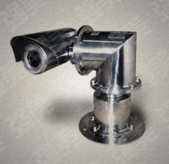 防爆全向一体化摄像仪(不锈钢)