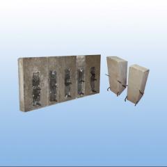 环冷机车台栏板砖